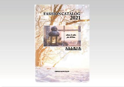 2021 FASHION カタログ